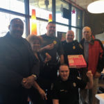 Coffee With A Cop At Dunkin Donuts